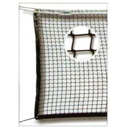 Filet de tennis avec lisière