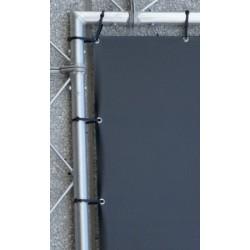 Bâches PVC sur mesure 600g/m²